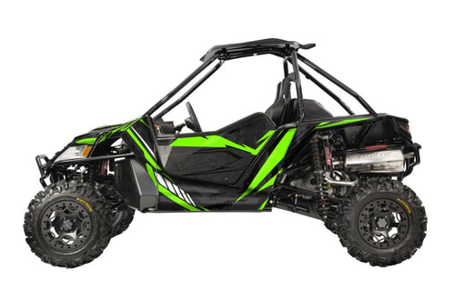 MotoX UTV Wrap Arctic Cat Wildcat Trail