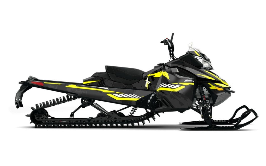 MotoX Sled Wrap for Ski-Doo XM