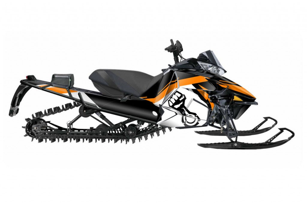 Motorfist Trophy Sled Wrap for Arctic Cat Proclimb
