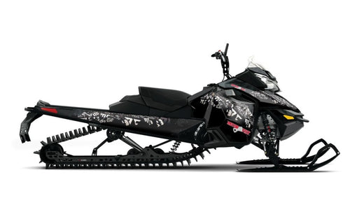 Motorfist Sled Wrap for Ski-Doo XM