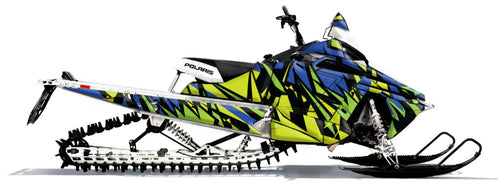 Nasty Sled Wrap for Polaris Pro RMK