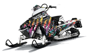 Paintball Sled Wrap for Polaris Pro RMK