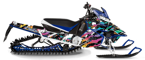 Paintball Sled Wrap for Yamaha Viper