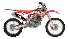 Qwiky Dirt Bike Wrap for Honda