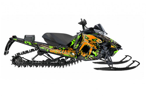 Racin Sled Wrap for Arctic Cat Proclimb