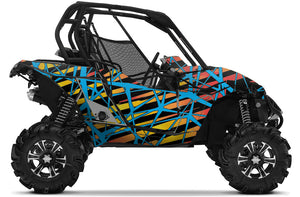 Scheme UTV Wrap Can-Am Maverick