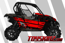 Schism UTV Wrap Can-Am Original Maverick