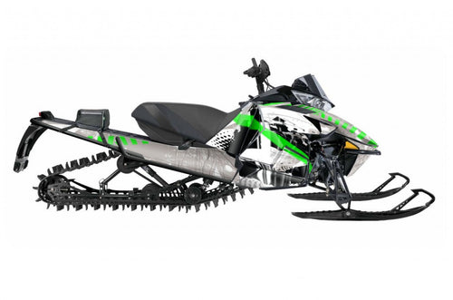 Script Sled Wrap for Arctic Cat Proclimb