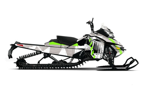 Script Sled Wrap for Ski-Doo XM