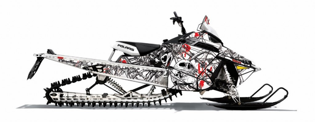 Scully Sled Wrap for Polaris Pro RMK