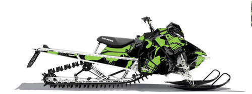 Seeker Sled Wrap for Polaris Axys