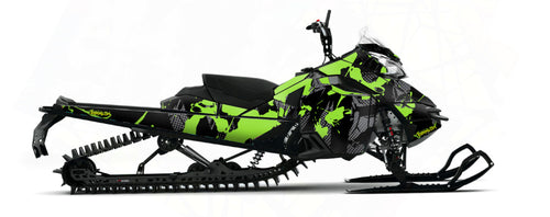 Seeker Sled Wrap for Ski-Doo XM
