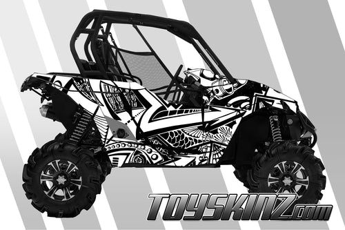 Sharpie UTV Wrap Can-Am Original Maverick
