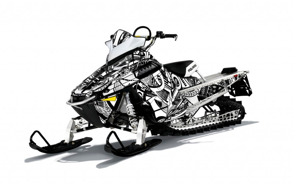 Sharpie Sled Wrap for Polaris Pro RMK