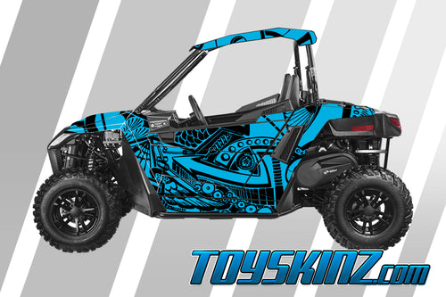 Sharpie UTV Arctic Cat Wildcat Trail & Sport