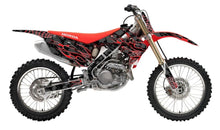Shocker Dirt Bike Wrap for Honda