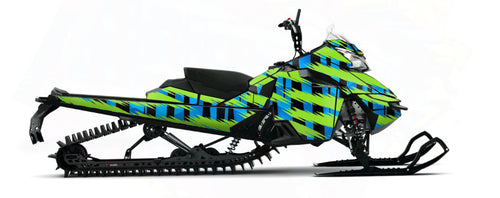 Shocker Sled Wrap for Ski-Doo XM