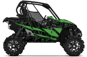 Skillz UTV Wrap Can-Am Maverick