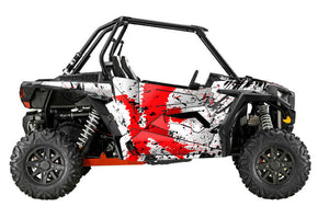 Splash UTV Wrap Polaris RZR