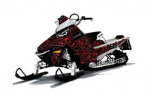 Squigg Sled Wrap for Polaris Pro RMK