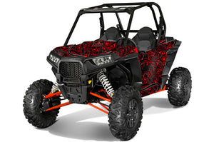 Squigg UTV Wrap Polaris RZR