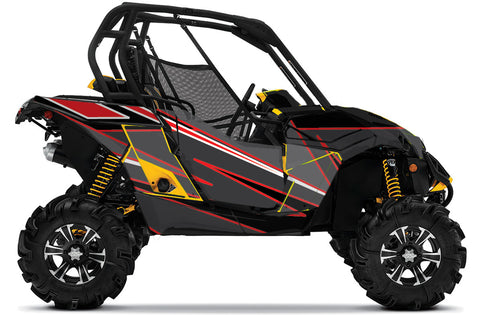 Strikt UTV Wrap Can-Am Maverick