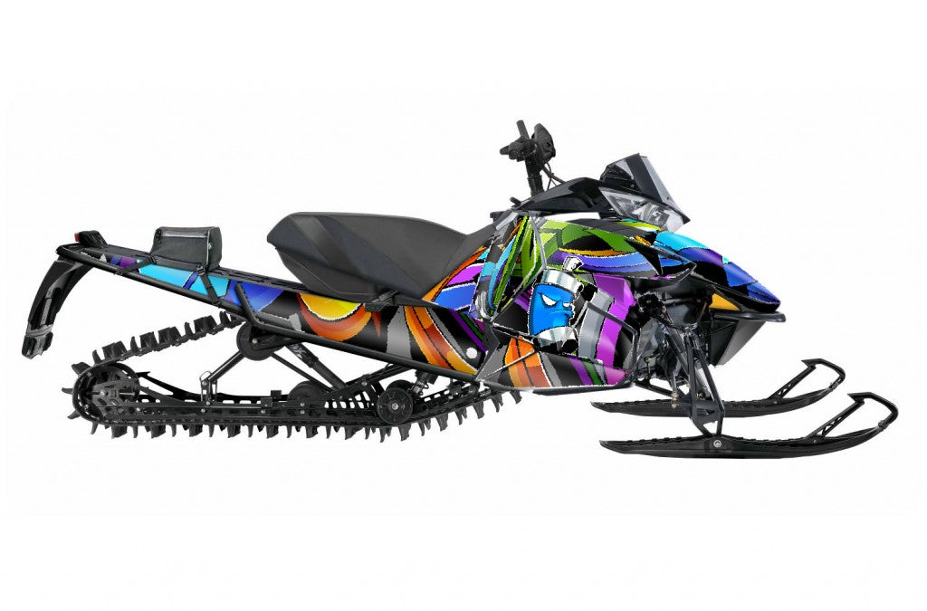 Tagster Sled Wrap for Arctic Cat Pro Climb