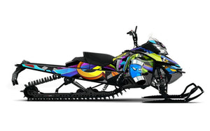 Tagster Sled Wrap for Ski-Doo XM