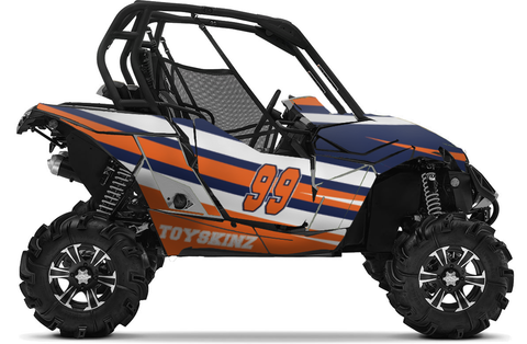 Team UTV Wrap Can-Am Maverick