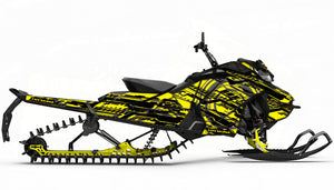 Technine Sled Wrap for Ski-Doo Gen4