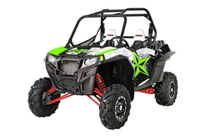 Techt UTV Wrap Polaris RZR