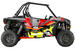 Tension UTV Wrap Polaris RZR