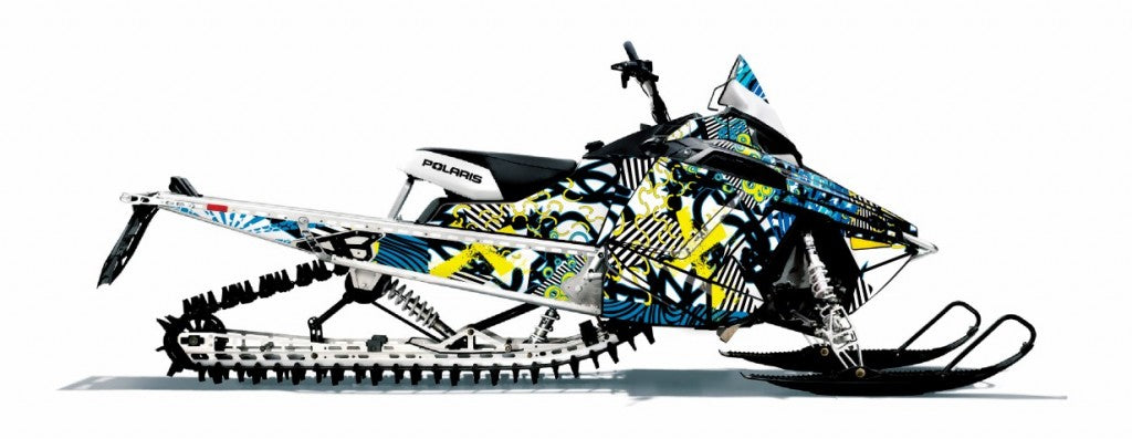 Thing Sled Wrap for Polaris Pro RMK