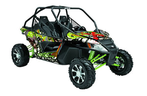 Thing UTV Wrap Arctic Cat Wildcat