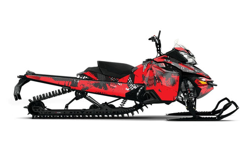 Trakt Sled Wrap for Ski-Doo XM