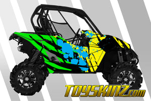 Trix UTV Wrap Can-Am Original Maverick