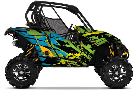 Trix UTV Wrap Can-Am Maverick