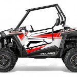 White Lightning UTV Doors
