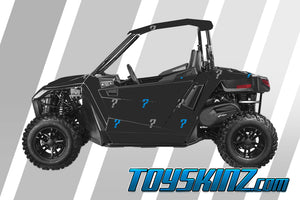 Custom Design UTV Arctic Cat Wildcat Trail & Sport