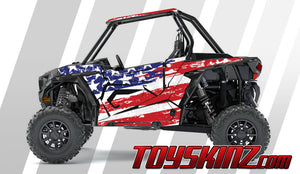 Flagster UTV Polaris XP 1000