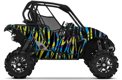 ZeBra UTV Wrap Can-Am Maverick
