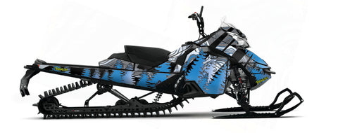 Zero Sled Wrap for Ski-Doo XM