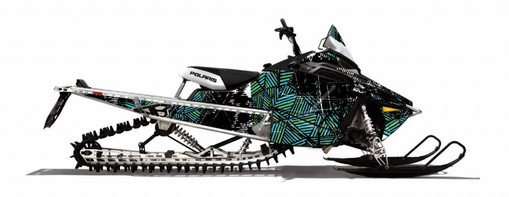 ZipZap Sled Wrap for Polaris Pro RMK