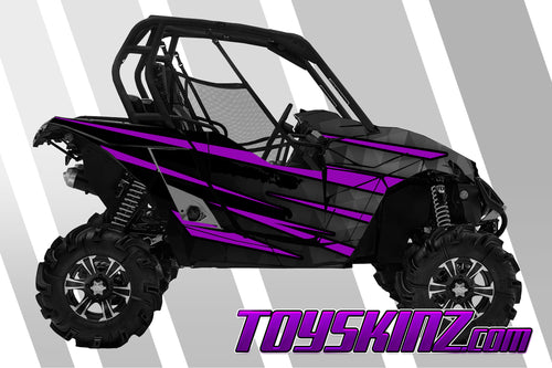 Zipster UTV Wrap Can-Am Original Maverick