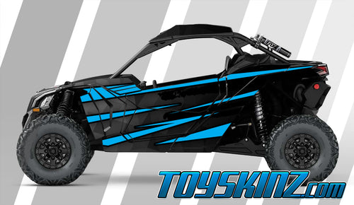 Zipster UTV Wrap Can-Am Maverick X3