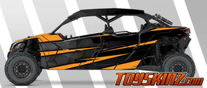 Zipster UTV Wrap Can-Am Maverick X3 Max