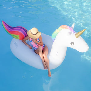 Giant Unicorn Pool Float*