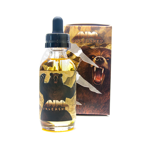 ANML UNLEASHED- Grizzly (60ML) - VapeClouds.com