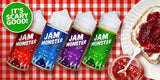 JAM MONSTER E-LIQUID 100ML- Grape - VapeClouds.com