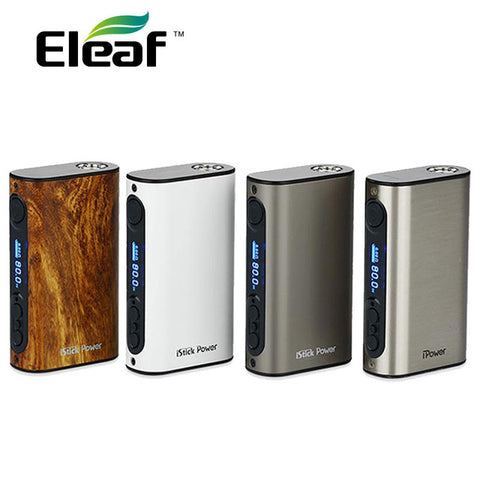 Eleaf- iPower 80W - 5000mAh Box Mod - VapeClouds.com